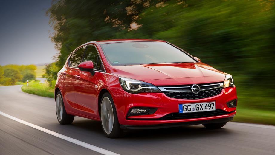 Opel astra. Нынешняя победа Астры оказалась пятой для концерна General Motors в конкурсе COTY. Ранее триумфаторами становились Opel Ampera/Chevrolet Volt (2012 год), Опели Insignia (2007), Omega (1987) и Kadett (1985).