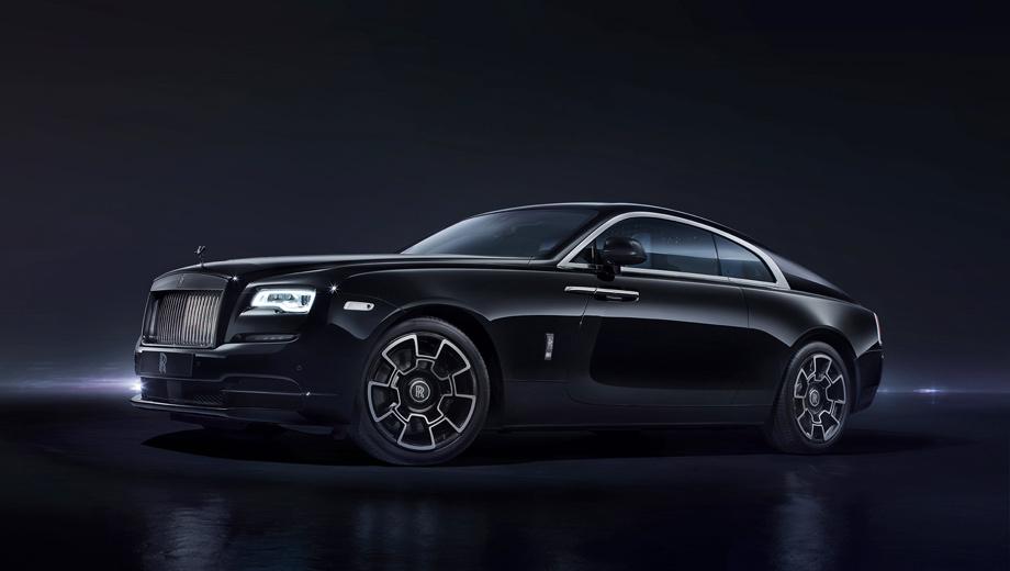 Rollsroyce ghost,Rollsroyce wraith. Мы ждали, что купе Wraith получит новые фары, как на обновлённом ранее собрате-седане, но неожиданно замена состоялась уже на этом особом издании.
