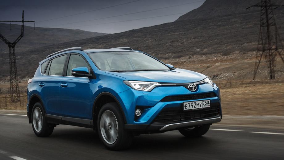 Toyota rav4. Сейчас минимальная цена Тойоты RAV4 — 1 281 000 рублей. Автомобили российской сборки будут также поставляться на рынки Беларуси и Казахстана.