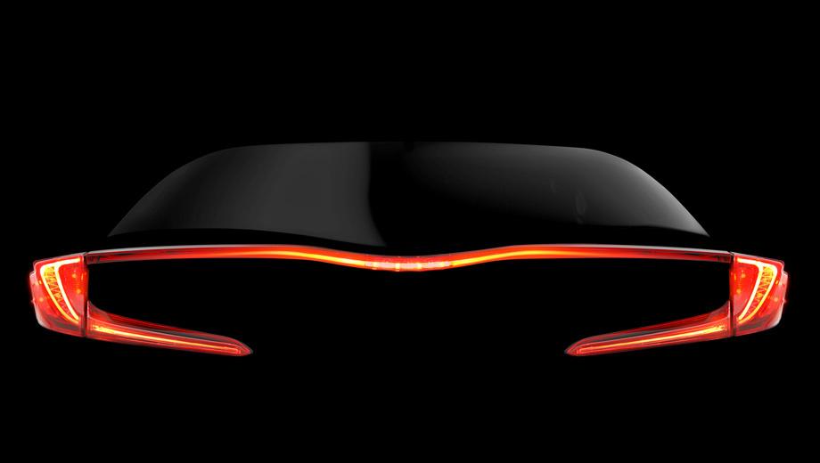 Toyota prius,Toyota prius c,Toyota prius v. Задние фонари вовсе не приусиные. Таким знаком отличия должна обладать совсем особенная модификация. Тизер сопровождает загадочная фраза: «Город, который никогда не спит, получит сигнал к пробуждению».