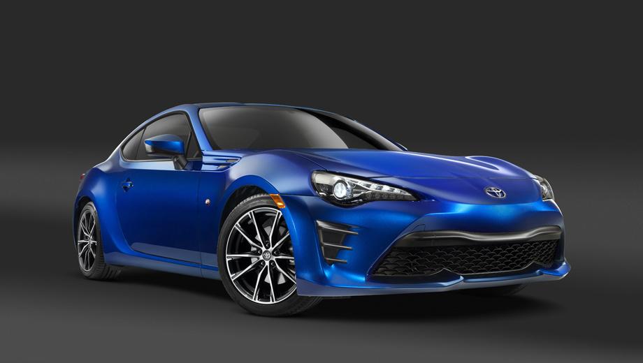 Toyota gt86,Toyota c-hr concept. Изменённый «хачироку» отпразднует мировую премьеру на следующей неделе в Нью-Йорке.