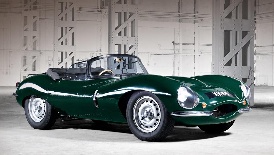 Jaguar xk,Jaguar xkss. Все родстеры будут собираться вручную, цена соответствующая — более миллиона фунтов стерлингов.