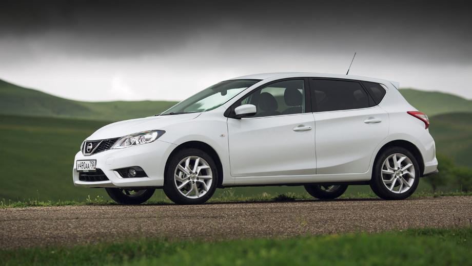 Nissan tiida,Nissan juke. В данный момент Tiida продаётся по цене от 709 000 рублей (на машины прошлого года действует специальное предложение — от 639 000).