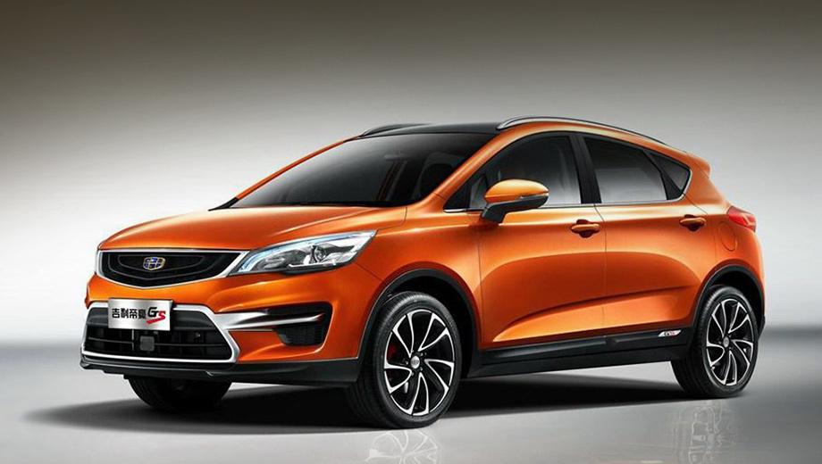 Geely emgrand cross,Geely nl3. В продажу в Китае Geely Emgrand Cross попадёт во второй половине этого года. На домашнем рынке автомобиль стоит от 75 000 юаней (около $11 000).