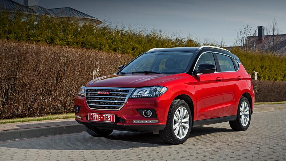 Haval h2. В Китае Haval H2 выпускается с 2013 года, а российские продажи стартовали летом 2015-го. Поначалу модель предлагалась только с «механикой» — «автомат» появился лишь месяц назад.