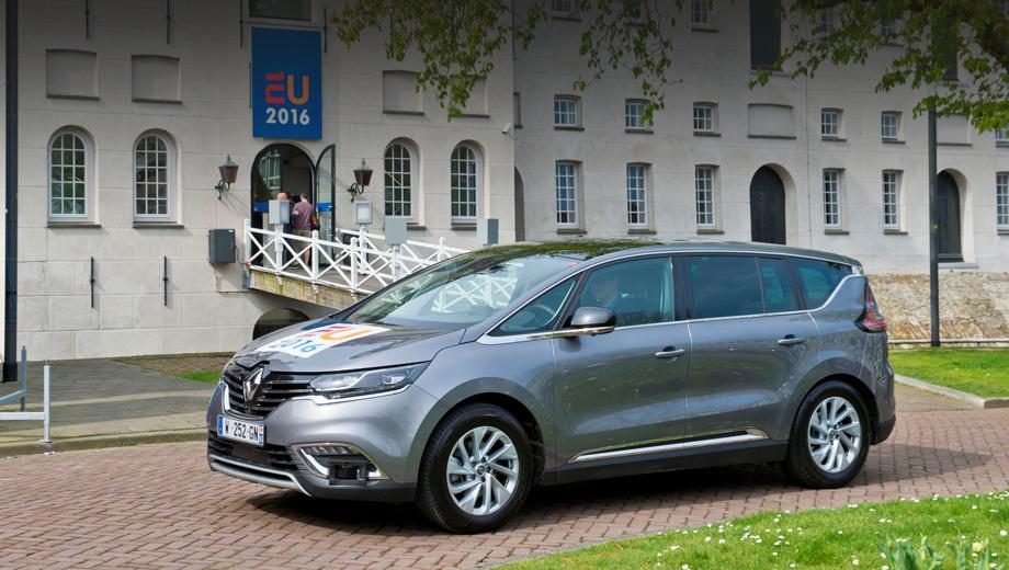 Renault espace. Реми Бастьен, глава проекта по автономному вождению альянса Renault-Nissan, заявил, что компания рада работать вместе с партнёрами, законодателями и конкурентами над тем, чтобы обеспечить безопасное будущее на дорогах.