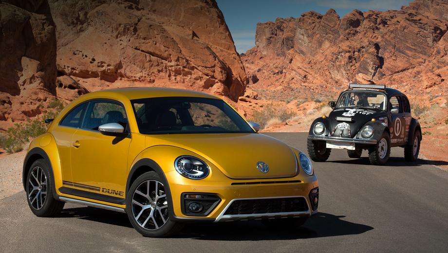 Volkswagen beetle. Классический Beetle, который выпускался с 1938-го по 2003 год, разошёлся по миру тиражом 21 529 464 автомобиля.