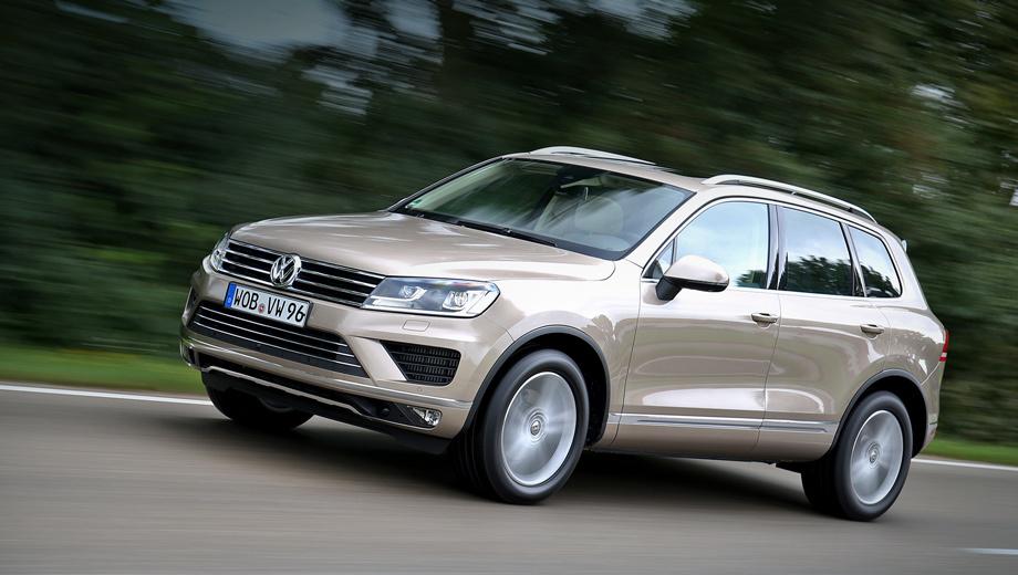 Volkswagen touareg. Со списком VIN-номеров автомобилей можно ознакомиться на сайте Росстандарта.