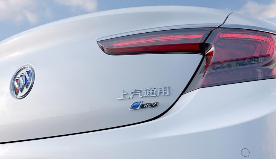 Новый Buick LaCrosse обзавелся гибридной модификацией