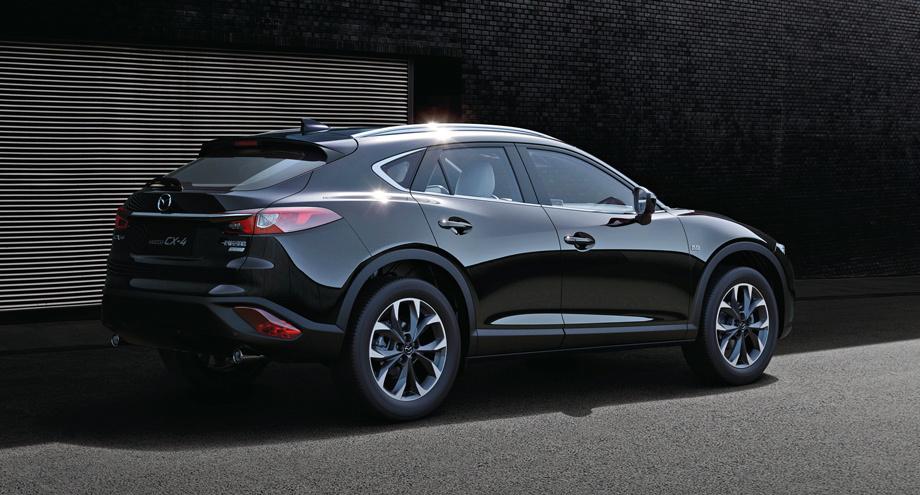 Скроссовером Mazda CX-4 японцы шагнули вновую для себя нишу — ДРАЙВ