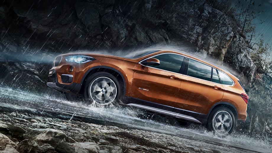 Bmw x1. Производство «растянутого икс-первого» будет налажено на совместном предприятии фирм BMW и Brilliance в Шэньяне.