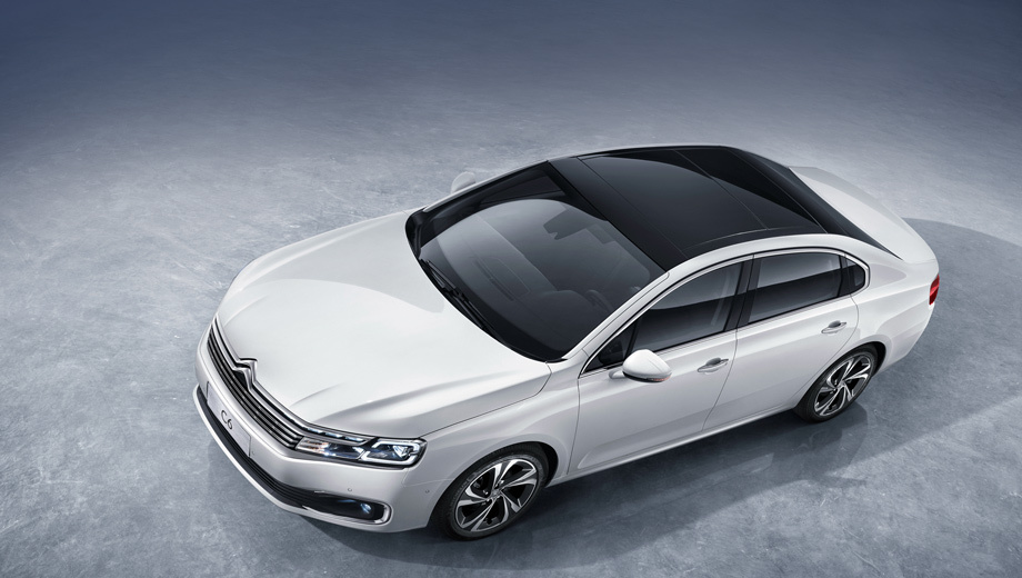 Citroen c6,Citroen e-elysee. Седан Citroen C6 будут собирать на заводе DPCA (Dongfeng Peugeot Citroen Automobile) в китайском городе Ухань. На другие рынки модель поставляться не будет.