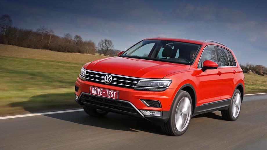Volkswagen tiguan. Новый Volkswagen Tiguan начнёт продаваться в России в первом квартале будущего года — параллельно со старым. Решения о ценах, версиях для нашего рынка и о том, будет ли кроссовер выпускаться в Калуге, объявят ближе к делу.