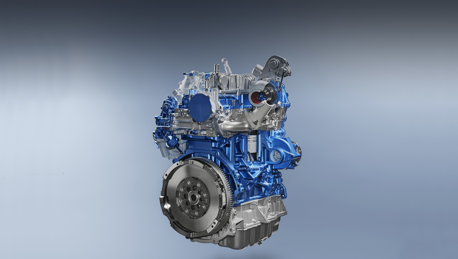 Ford transit. Проектированием мотора занималась объединённая команда инженеров из Германии и Великобритании. Точный рабочий объём нового двигателя — 1995 см³, степень сжатия — 16,5:1.