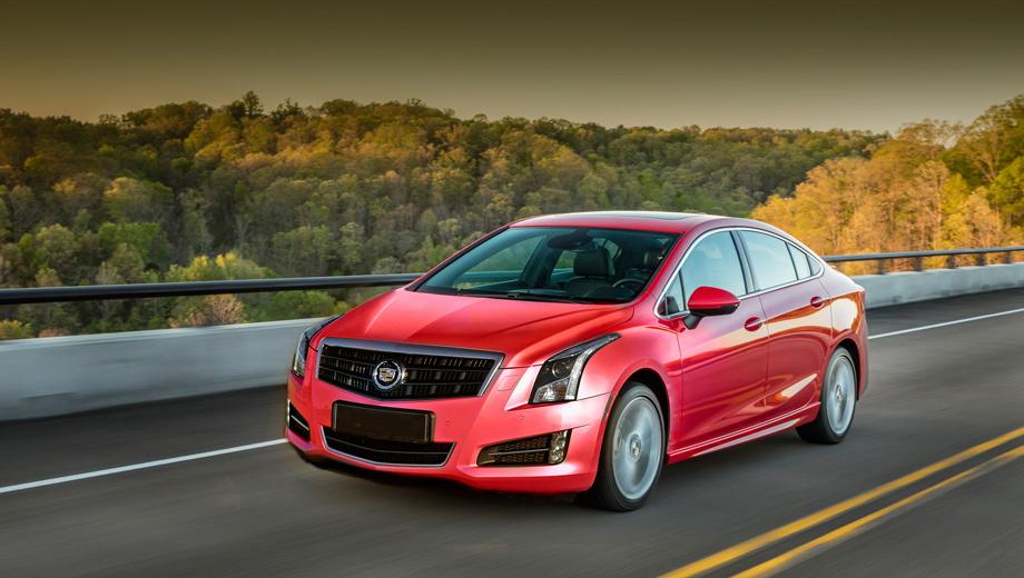 Cadillac ct2. Несомненно, в самом доступном Кадиллаке не должен проглядывать Chevrolet Cruze, как на нашей иллюстрации. И всё же опасения по поводу нежелательных ассоциаций с массовой машиной остаются.