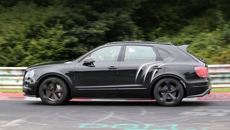 Bentley bentayga,Bentley bentayga speed. Вряд ли версия Speed поспеет в нынешнем году, но в первой половине следующего — наверняка.