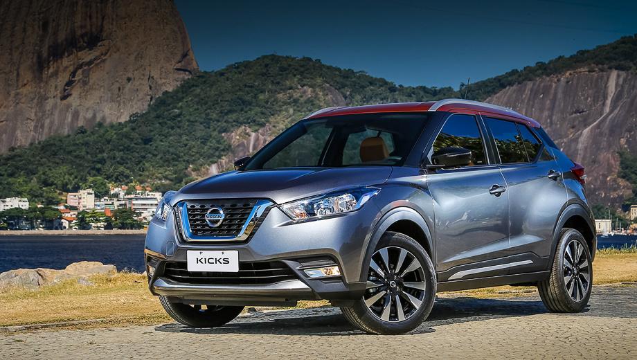 Nissan kicks. Динамические характеристики и данные о расходе топлива производитель пока не раскрывает.