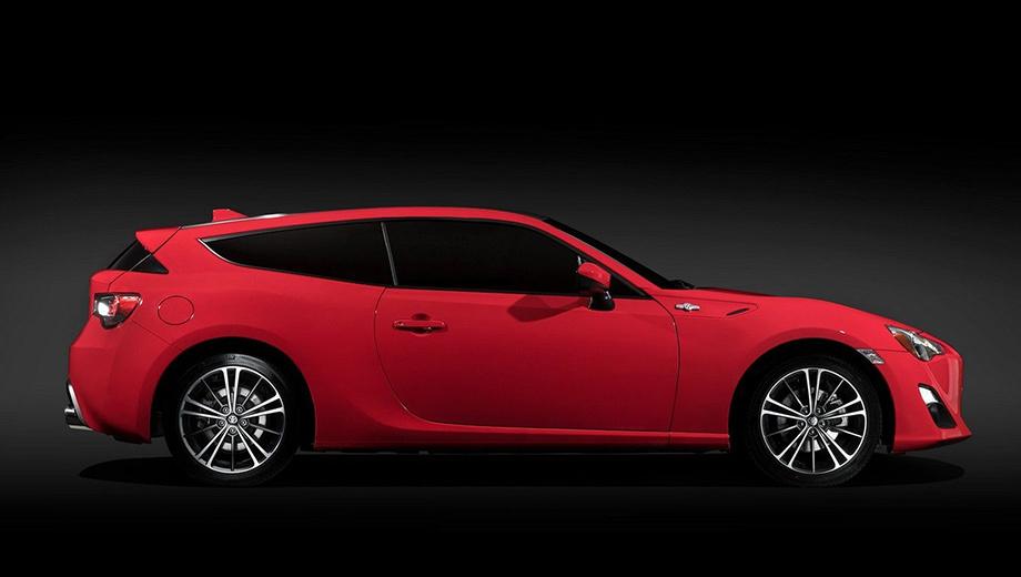 Toyota gt 86 shooting brake. Разработкой занималась австралийская дизайн-студия Тойоты, а построен концепт в Японии.