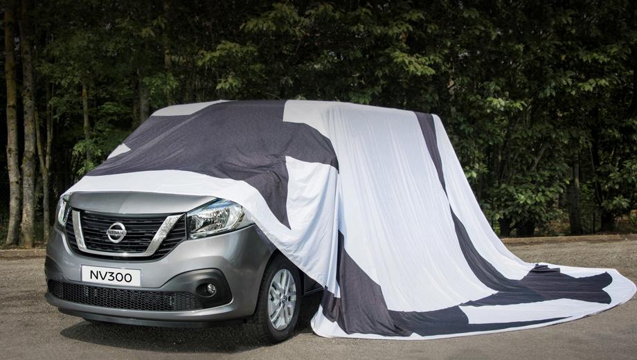 Nissan nv300. В продажу Nissan NV300 должен поступить уже к концу года. Прайс-лист будет раскрыт ближе к этому времени.
