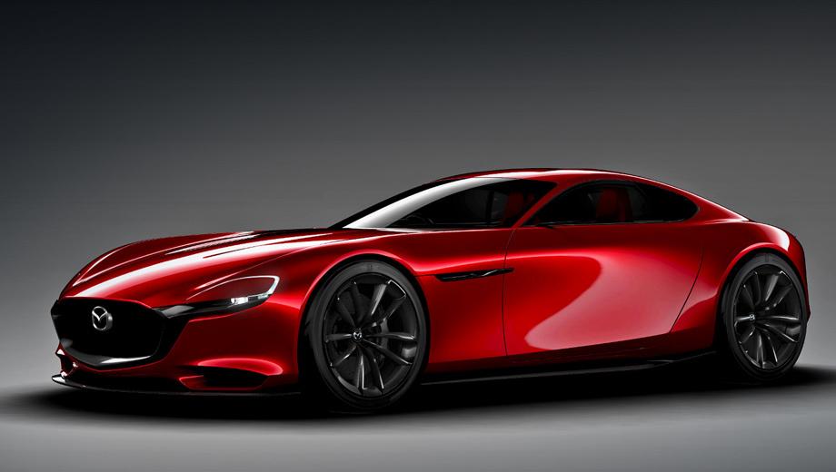 Mazda rx vision,Mazda rx-9. О возможности постановки Мазды RX-Vision на конвейер говорит и недавно поданная патентная заявка, в которой изложены особенности мотора Ванкеля нового поколения.