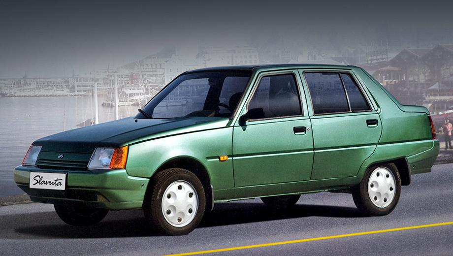 Zaz slavuta. За весь период производства модели Славута выпущено более 140 000 автомобилей.
