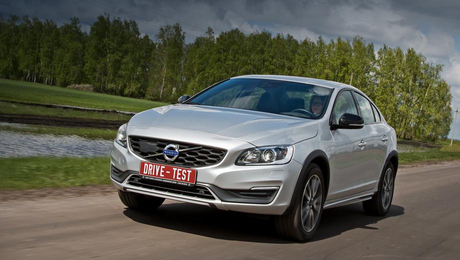 Volvo s60,Volvo s60 cross country. Седан Volvo S60 Cross Country дебютировал в 2015 году в Детройте, а до России добрался прошлым летом. С тех пор у нас продано 59 таких машин — против 133 универсалов V60 Cross Country. Минимальная цена седана — 2 240 000 рублей.