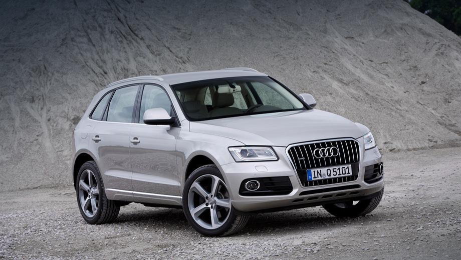 Audi q5,Volkswagen tiguan. Всего под действие отзывной кампании попало 613 паркетников Volkswagen Tiguan и 76 автомобилей Audi Q5.