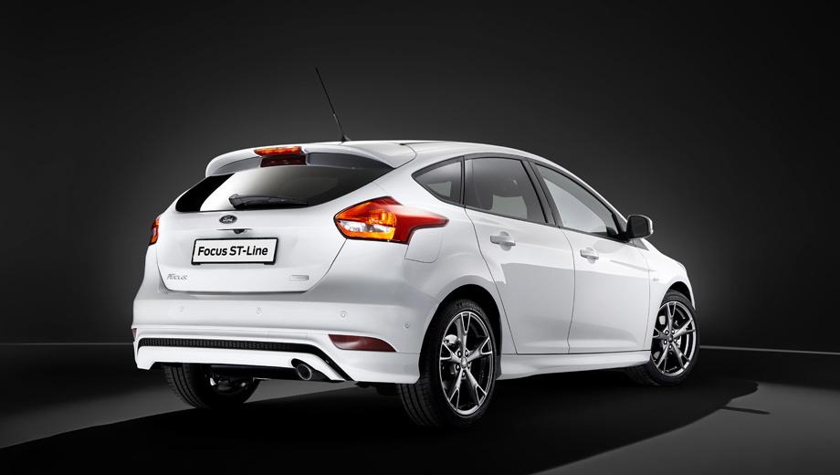 Ford fiesta,Ford focus,Ford fiesta st-line,Ford focus st-line. Заказы на новые модели в Европе дилеры начали принимать одновременно с презентацией линейки, первые машины придут к клиентам этим летом.