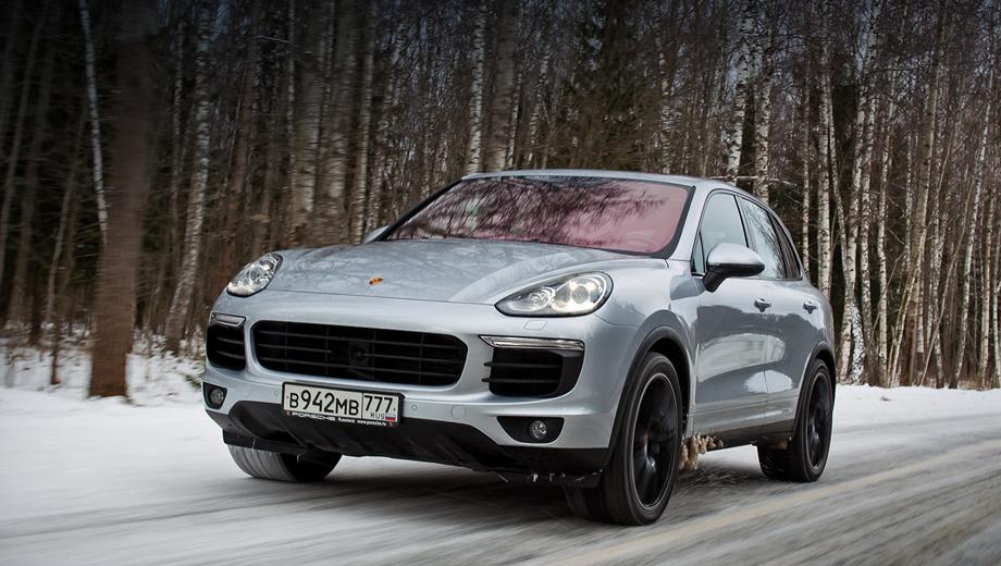 Porsche cayenne. Со списком машин, попадающих под отзыв, можно ознакомиться на сайте «Росстандарта».