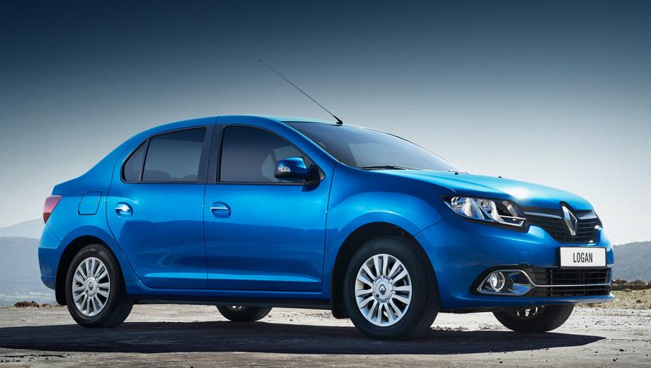 Renault logan,Renault sandero,Renault sandero stepway. Цен на автомобили с новым двигателем пока нет. Сейчас 102-сильный Logan (на фото) стоит минимум 564 990 рублей, а Sandero с тем же мотором — 584 990.