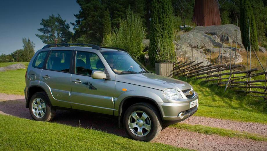 Chevrolet niva. Цены на внедорожники, выпущенные до 28 июня этого года, выросли на четыре тысячи рублей из-за «удорожания комплектующих и внешних факторов».
