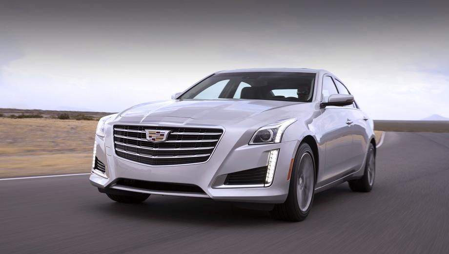Cadillac cts,Cadillac ats. Седан CTS нынешнего поколения был представлен в 2013 году. Он оснащается двухлитровой «турбочетвёркой», «атмосферником» 3.6 и «твинтурбошестёркой» 3.6, выдающими 272, 340 и 426 л.с.