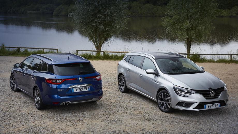 Renault megane. Официальный старт продаж автомобиля в Старом Свете намечен на первое сентября.
