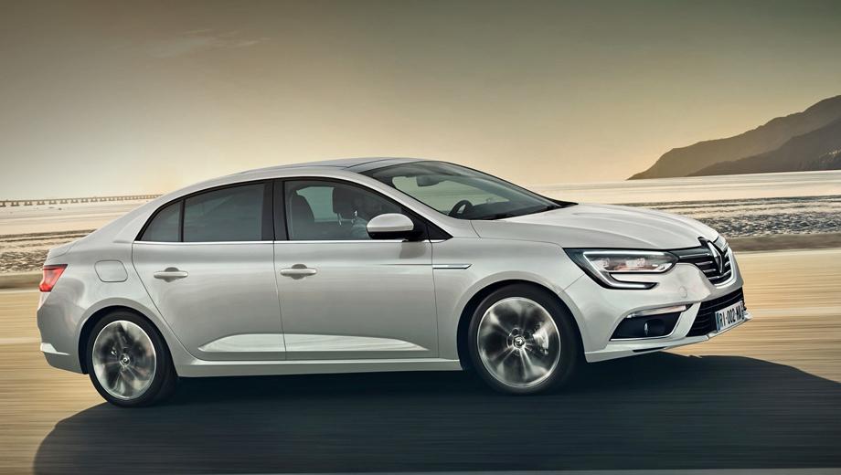 Renault megane,Renault megane sedan. Сборка седанов Megane налажена на заводе компании Renault в Турции. В списке 24 стран, где в ближайшее время начнутся продажи, Россия не числится.