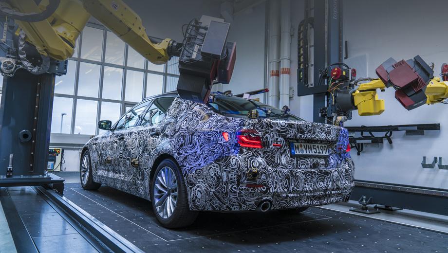 Bmw 5. После «пятёрки» данная технология постепенно будет распространена на другие машины.