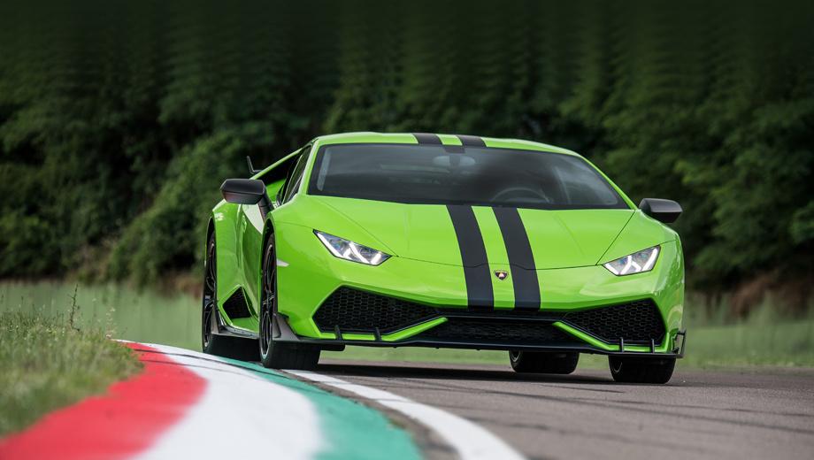 Lamborghini huracan. Все дополнения можно заказать в 130 авторизованных диллерских центрах в 50 странах.