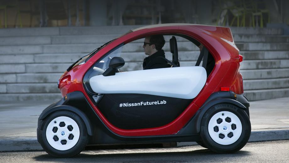 Лаборатория Nissan Future Lab основана в 2014 году и располагает отделениями в Калифорнии, Париже и Токио. Задача: выйти за рамки отдельных продуктов (машин) и предсказать изменения в городской мобильности, которые произойдут к 2025 году.