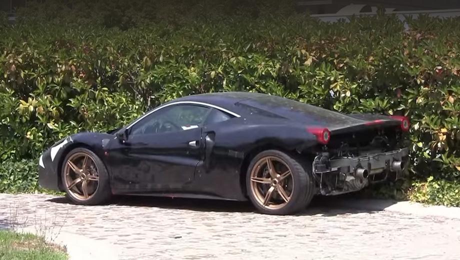 Ferrari 488 gtb. Версия с гибридом — только одна из возможных, но, учитывая косвенные доказательства, — наиболее вероятная.
