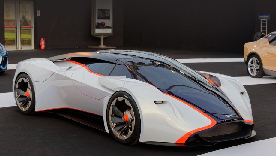 Astonmartin vantage,Astonmartin vanquish,Astonmartin lagonda,Astonmartin dbx,Astonmartin rapide. Купе DP-100 Vision Gran Turismo может служить приблизительным намёком на облик будущего флагмана. Сам DP-100 придуман для игры Gran Turismo 6 и помимо виртуальной модели воплощён в полноразмерном макете.