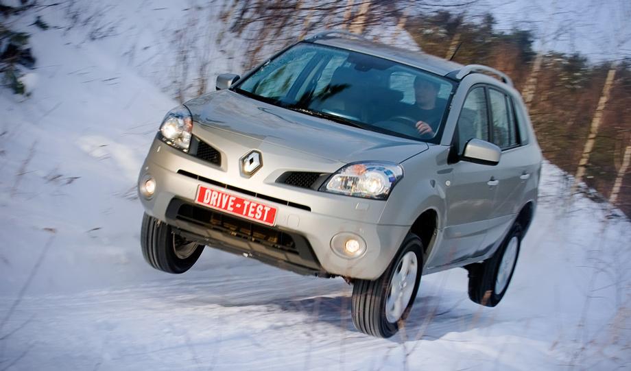 Renault koleos то своими руками 89