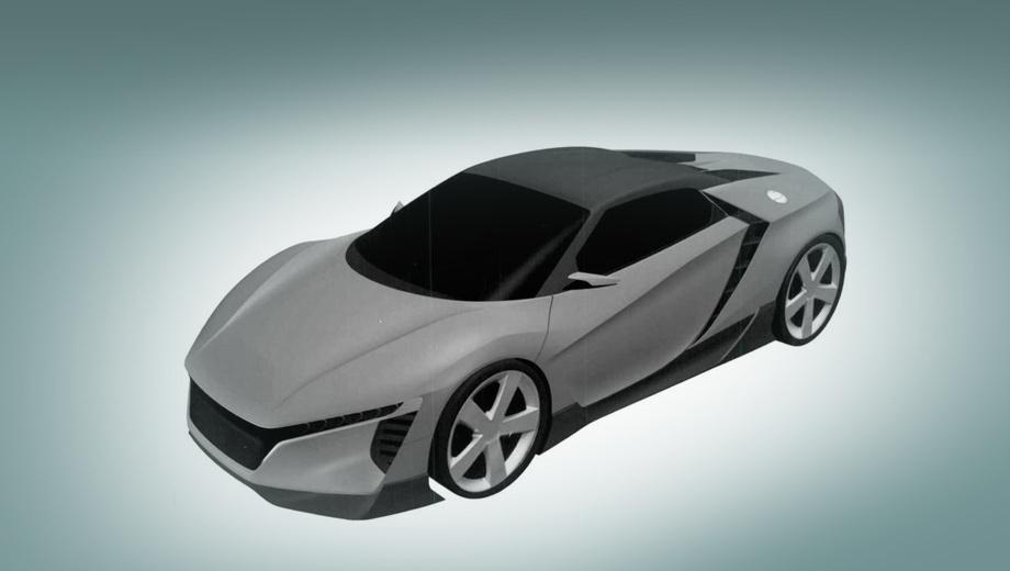 Honda zsx,Acura zsx. Курсирующие по Сети патентные рисунки Хонды — лишь некоторое приближение к будущему автомобилю.
