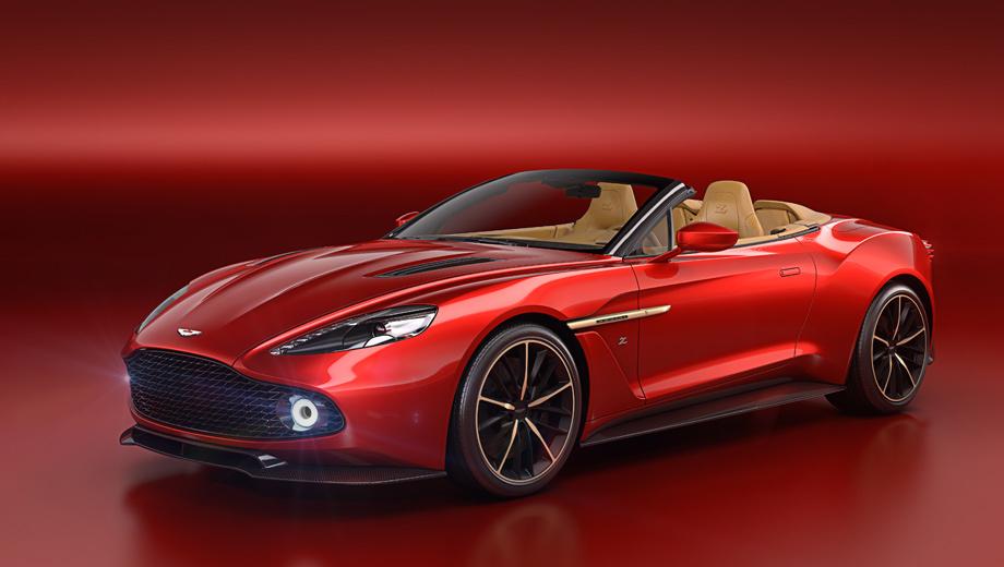 Aston martin vanquish,Aston martin vanquish zagato volante. Фирма будет собирать машины на своей главной площадке в Гейдоне.