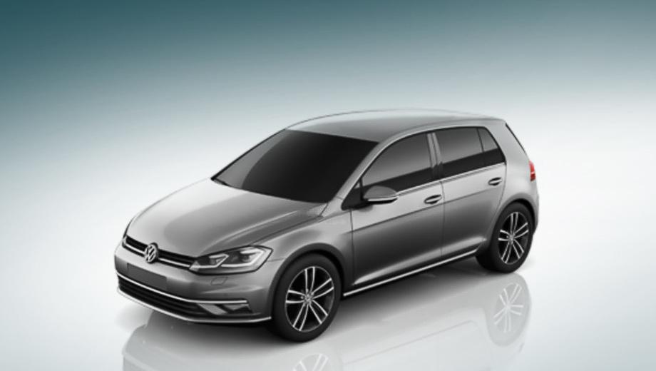 Volkswagen golf. Этот рестайлинг должен стать последним для модели нынешнего поколения. В 2018 году немцы планируют показать совершенно новый Golf.