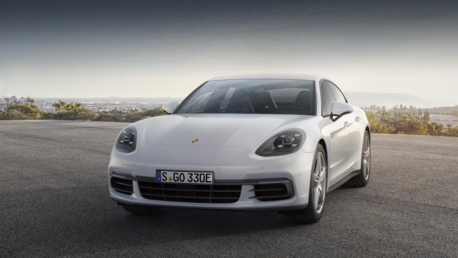 Porsche panamera,Porsche panamera 4 e-hybrid. Премьера гибрида на публике состоится лишь в конце месяца на Парижском автосалоне, однако заказы, в том числе в России, уже принимаются.