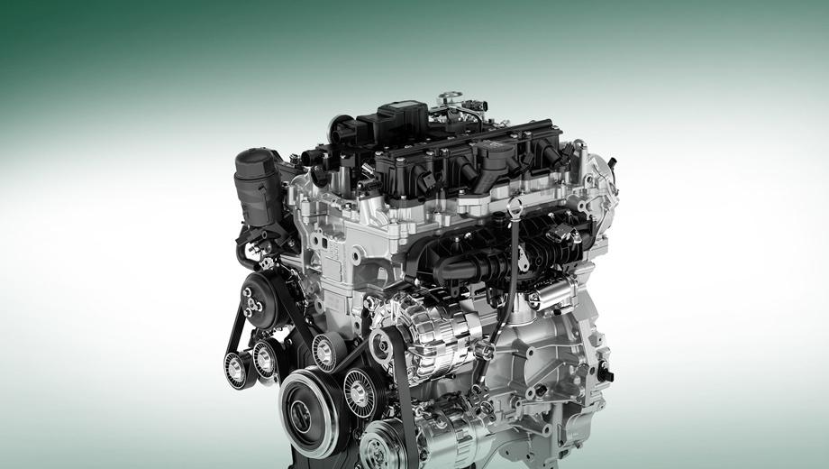Ягуар Ленд-Ровер разрабатывает 8-ступенчатую трансмиссию иновые двигатели