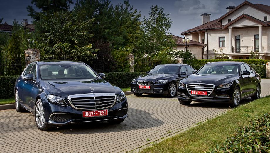 Mercedes e,Bmw 5,Hyundai genesis,Genesis g80,Genesis hyundai. Наш Е 200 — простейшая «ешка» в России: от 2 950 000 рублей. На вершине мерседесовской гаммы — Mercedes-AMG E 43 4Matic за 4,84 млн. Диапазон цен на BMW пятой серии — 2,54−4,49 млн рублей, а на Genesis — 2,33−3,45 млн.