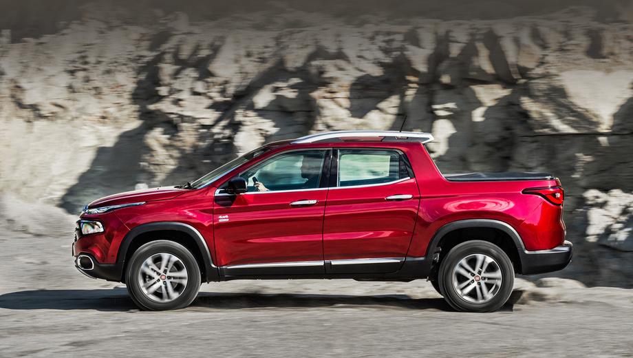 Jeep compass. Если упрощать, то следующий Compass можно представить как пятидверное воплощение пикапа Fiat Toro. Правда, длина Джипа меньше.