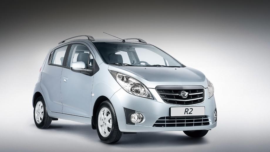 Ravon r2. Топовая версия Elegant оценена в 509 000 рублей. Есть также промежуточная комплектация Optimum за 479 000.