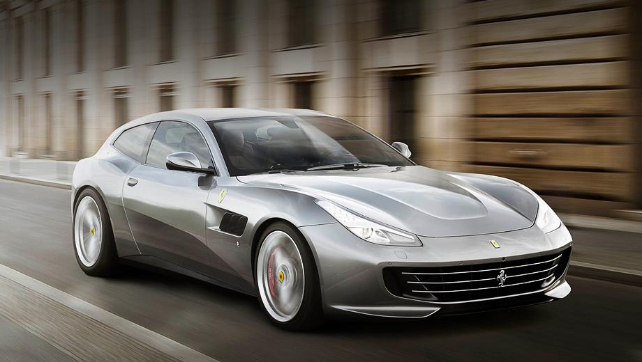 Ferrari gtc4lusso,Ferrari concept. Победитель конкурса International Engine of the Year 2016 в абсолютном зачёте породнился с ещё одной моделью из Маранелло.