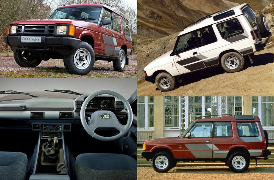 В первое время выпускались только трёхдверные машины — в Солихалле боялись, что новичок будет мешать Рейнджу. И только через год началось производство пятидверки.